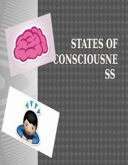 STATES OF CONSCIONESS DONE1.pptx
