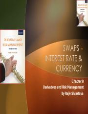 Swaps,Interest and currency.pdf
