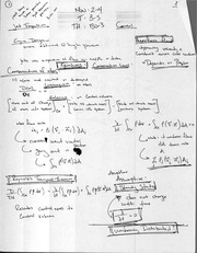 Jet and Rocket Propulsion Notes 001