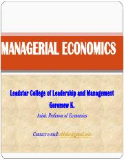 Managerial Economics - Leadstar College (2).pdf