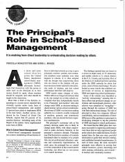 The Principal's Role In School-Based Management.pdf