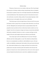 example of a evaluation essay