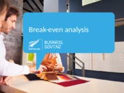 Break-even-analysis_Powerpoint-presentation -updated