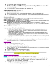 Hart - CivilProcedure - Spring 2005 - Rule Outline