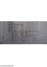 linguistic anthropology notes