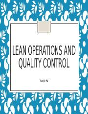 2.Lean operations and quality control.pptx