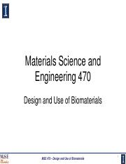 Biomaterials Introduction 2