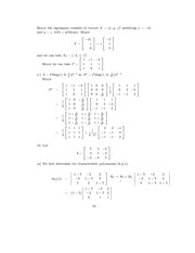 Linear Algebra Solutions 73