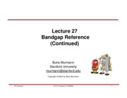 Lecture 27-Bandgap Ref2