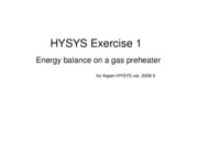 HYSYSExercise1Heater