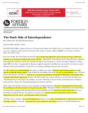 The Dark Side of Interdependence.pdf