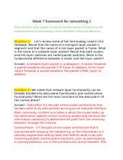 Week 7 homework for networking 1.docx