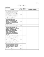 Short_Essays_Rubric