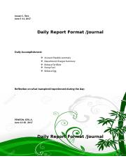 Daily Journal.docx