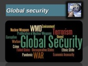 Global Security 2013