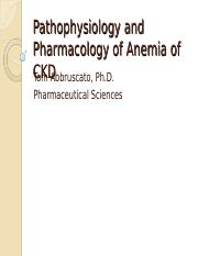 Pharmacotherapy+of+Anemia+2018+STUDENT pptx