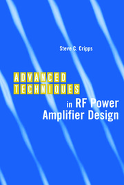 Advanced.Techniques.in.RF.Power.Amplifier.Design