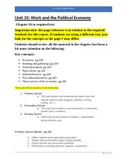 SC 1150 unit 10 -work and economy study guide (2).docx
