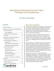 identifying-and-measuring-internet-traffic