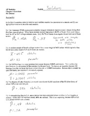 2014 International Practice Exam - AP Chemistry Practice Exam ...