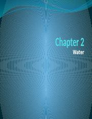 Chapter 2 - Water(1) (3).pptx