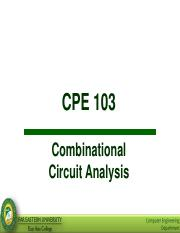 Module_6_CPE_103_Combinational_Circuit_Analysis
