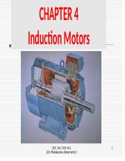 ch4 induction motor