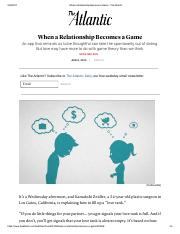 Neilson - When a Relationship Becomes a Game.pdf