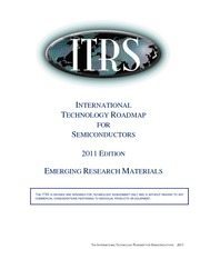 2011 International Technology Roadmap of r Semiconductor