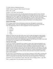 1 pages week five apa memo sample