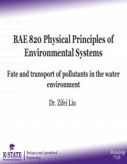 BAE820_10 Fate and transport of pollutants in water.pdf