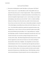 Iran Past and Present History 218 Midterm.docx