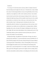 Introduction for research paper with no plagiarism