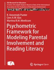 Psychometric Framework for Modeling Parental Involvement and Reading Literacy.pdf