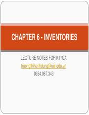 CHAPTER 6 - INVENTORIES LECTURE NOTES K17CA - student.pdf