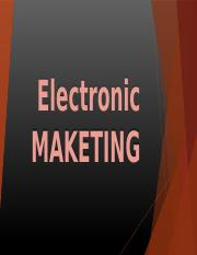 Electronic Marketing.pptx