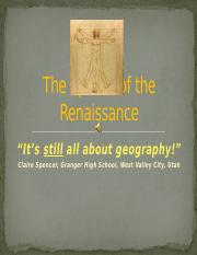The_Spread_of_the_Renaissance-ClaireSpencer