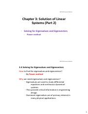 Chapter 3 Solution of Linear Systems (Part 2).pdf