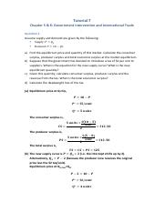 Tutorial Seven Solutions.pdf