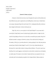 HVCC English Comp 1 Domestic Violence.docx
