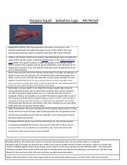 Marine Organism Project FORMAT 2016 2nd 9 weeks.docx