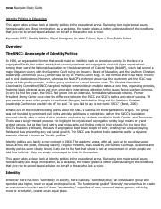 Identity Politics in Education Research Paper Starter - eNotes