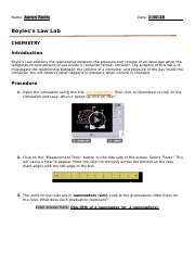 AR- Honors Chemistry—Boyle's Law Lab—Unit 8 Activity (Modified & Updated).docx