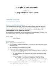 Comprehensive Final Exam Questions 7Week Course.docx