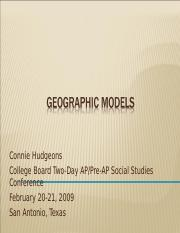 APHG-Models-Review-2enyoul