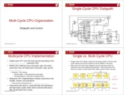 EE357Unit16_Multi_Cycle_CPU_Notes