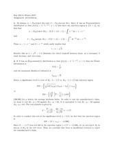 STATS 252 Assignment 8 Solutions