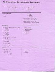 AP Chemistry Equations and Constants.pdf