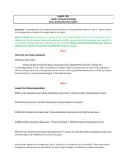 ESSAY 1 ASSIGNMENT-PREWRITING.docx