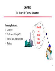 Chapter 05 The Basics of Capital Budgeting.pdf
